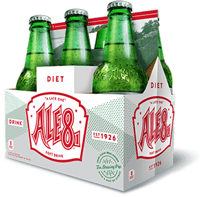 Diet Ale-8 6-pack