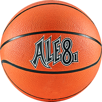 Limited Edition Ale-8 Basketball