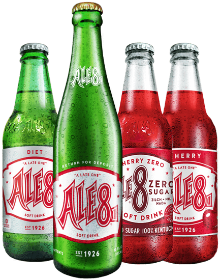 Ale-8-One Varieties